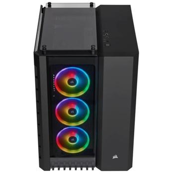 Кутия Corsair Crystal Series 680X RGB, ATX, 1xUSB 3.1 Gen 2, прозорец, без захранване image