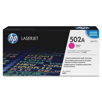 КАСЕТА ЗА HP COLOR LASER JET 3600 - Magenta product