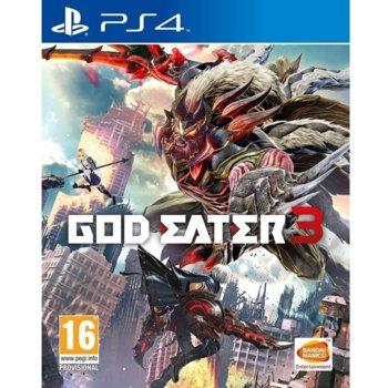 Игра за конзола God Eater 3, за PS4 image