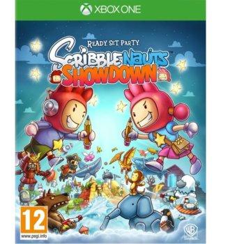 Игра за конзола Scribblenauts Showdown, за Xbox One image