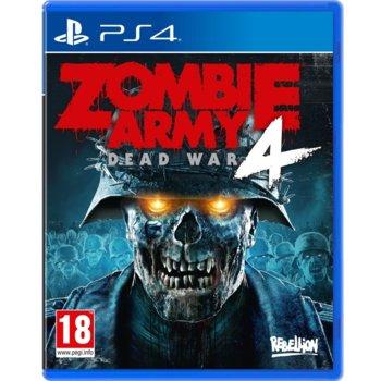 Игра за конзола Zombie Army 4: Dead War, за PS4 image