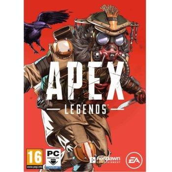 Допълнение към игра Apex Legends - Bloodhound, за PC image