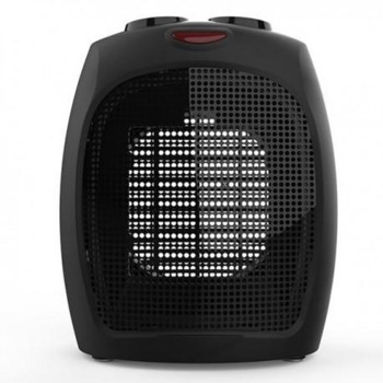 Вентилаторна печка Cecotec Ready warm 6000 ceramic, 1500 W, Warm Space, черен image