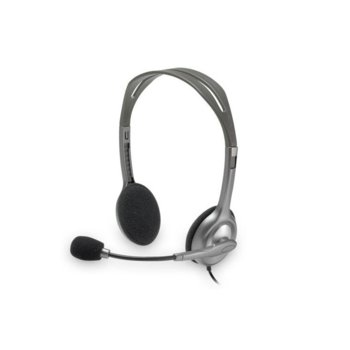 Logitech Stereo Headset H110 product