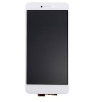 "Дисплей за Huawei Honor 8 Lite 5.2"" / P8 Lite 2017 / P9 Lite 2017 LCD с тъч, бял image"