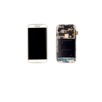 Дисплей за Samsung Galaxy S4 i9500, LCD, бял image