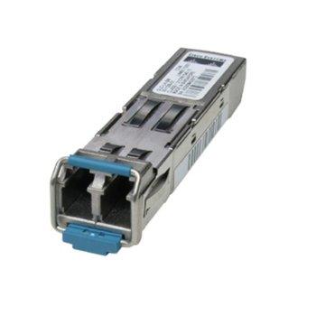 SFP модул Cisco 1000BASE-LX/LH, MMF/SMF, 1310nm, DOM, single-mode image