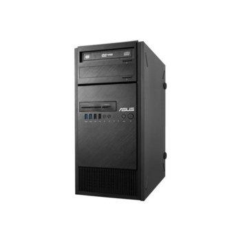 Настолен компютър Asus ESC500 G4 M3G, четиридрен Kaby Lake Intel Xeon E3-1225 v6 3.3/3.7GHz, 8GB ECC DDR4, 256GB SSD, 1x USB 3.1 Type C, 1, 1x USB 3.1, 6x USB 3.0, Windows 10 Pro image