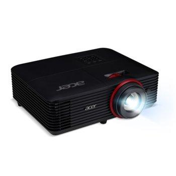Проектор Acer Nitro G550, DLP, Full HD (1920 x 1080), 10 000:1, 2200 lm, HDMI, VGA, Stereo mini jack image