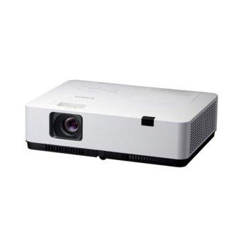 Проектор Canon LV-WX370 (3851C003AA), 3LCD, WXGA (1280x800), 15000:1, 3700lm, HDMI, VGA, LAN image