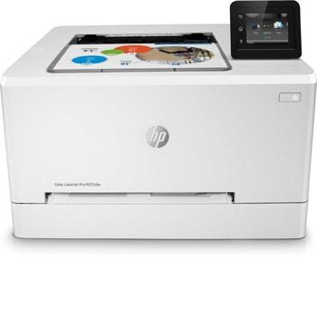 Лазерен принтер HP LaserJet Pro M255dw, цветен, 600 x 600 dpi, 21 стр/мин, Wi-Fi, LAN, USB, A4 image