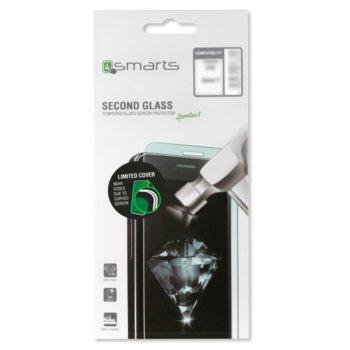 Протектор от закалено стъкло /Tempered Glass/ 4smarts Second Glass, за Honor 6A image