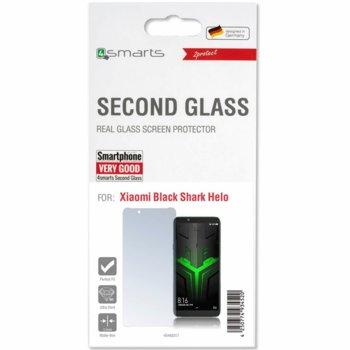 Протектор от закалено стъкло /Tempered Glass/, 4Smarts 4S493317, за Xiaomi Black Shark Helo  image