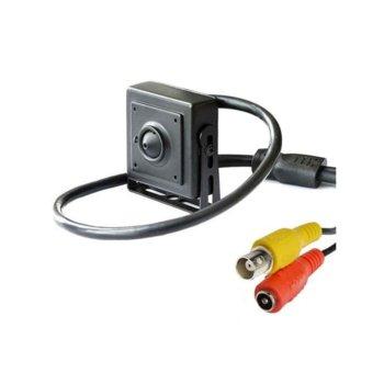 Скрита камера Kadymay KDM-5402H (NVP2441H+Sony IMX322), стар прожектор, 2MP (1920x1080@25fps), 3.7/6 mm обектив, вътрешен image