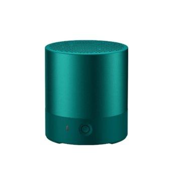 Тонколона Huawei Mini Speaker CM510, 1.0, 3W RMS, Bluetooth, MicroUSB, зелена image