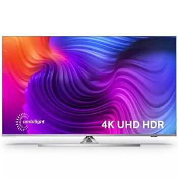 "Телевизор Philips 58PUS8506/12, 58"" (147.32 cm) 4K/UHD LED Smart TV, HDR, DVB-T2/C/S2, Wi-Fi, LAN, Bluetooth, 4x HDMI, 2x USB image"