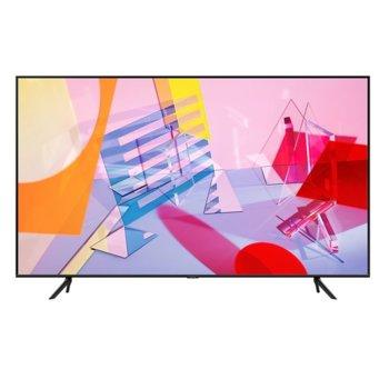 "Телевизор Samsung 58Q60T, 58"" (147.32 cm) 4K Ultra HD Smart QLED, HDR, DVB-T2/C/S2, Bluetooth, Wi-Fi, 3x HDMI, 2x USB, LAN image"