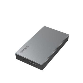 USB Хъб HAMA 200115, 4 порта, 4x USB 3.0, черен image