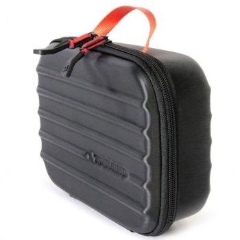 Калъф за видеокамера Tucano Hard Shell Case за GoPro Hero 3 и Hero 4, удароустойчив, черен image