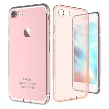 Devia Naked iPhone 7 Plus Pink/Gold DC27610 product