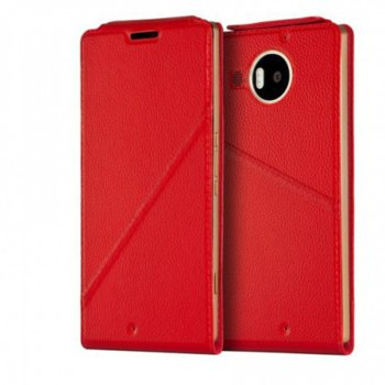 MS LUMIA 950XL FLIP COVER RED product