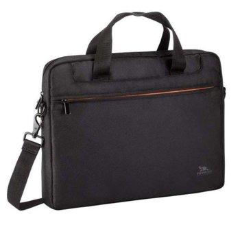 """Чанта за лаптоп Rivacase 8033 до 15.6"""" (39.60cm), полиестер, черна image"""