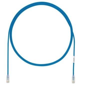 Пач кабел Panduit, UTP, cat.6a, 3m, син image