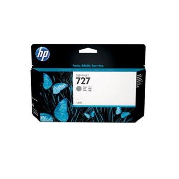 ГЛАВА HP DesignJet T920/T1500 - Gray - /727/ - P№ B3P24A - заб.: 130ml image