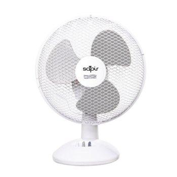 Настолен вентилатор Sapir SP 1760 DC9, 19 W, 2 степени, 23 cm диаметър, сив image