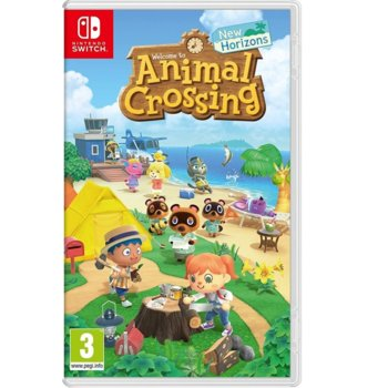 Animal Crossing: New Horizons Nintendo Switch product