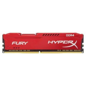 HyperX Fury Red HX426C16FR2/8 product