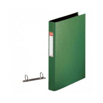 Папка Esselte, за документи с формат до A4, с два ринга, широчина 3см., зелена image