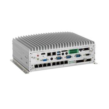Индустриален компютър Nexcom MVS5600-7BK (10VS0560000X0), двуядрен Intel Core i7-6600U 2.6/3.40 GHz, 2GB DDR3L, 64GB SSD, USB, Windows image
