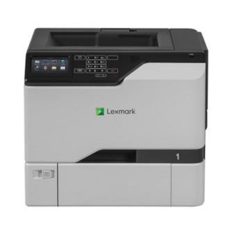 Лазерен принтер Lexmark CS728de, цветен, 2400 x 600 dpi, До 47 стр/мин, LAN1000, USB, A4 image
