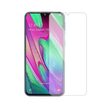Протектор от закалено стъкло /Tempered Glass/ DeTech, за Samsung Galaxy A40 image