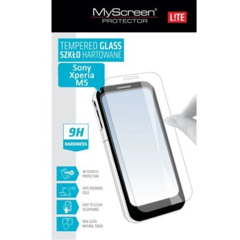Закалено стъкло Lite Glass за Sony Xperia M5 product