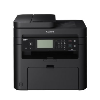 Мултифункционално лазерно устройство Canon i-SENSYS MF237w, монохромен принтер/копир/скенер/факс, 600 x 600 dpi, 23 стр./мин, Wi-Fi, LAN, USB, A4  image