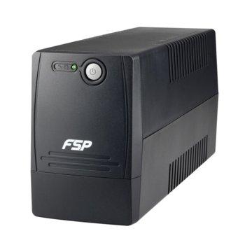 UPS FSP Fortron FP1000, 1000VA/600W, Line-Interactive, Mini Tower image