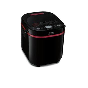 Хлебопекарна Tefal PF220838, 650 W, 17 програми, капацитет 1000 г., Pain Plaisir, LCD дисплей, черна image