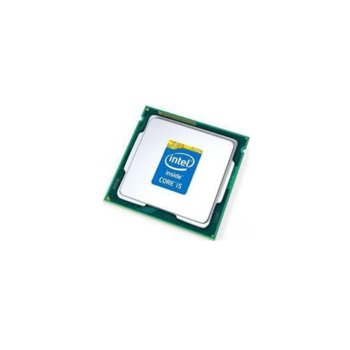 Intel Core i5 4460 четири-ядрен (3.2/3.4 GHz Turbo Boost, 6MB L3, 1.1GHz GPU, LGA1150) TRAY image