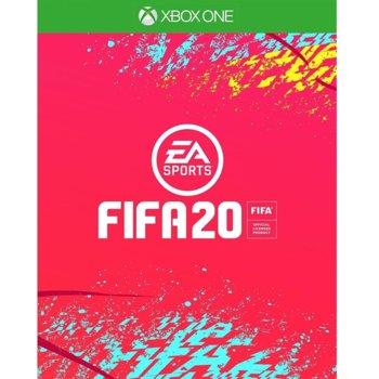 Игра за конзола FIFA 20, за Xbox One image