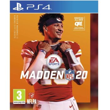 Madden NFL 20 PS4 product