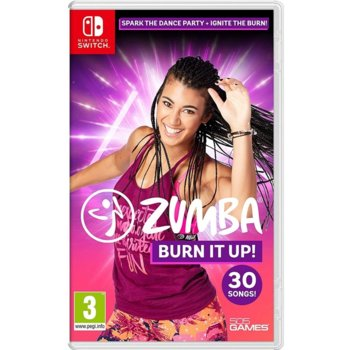 Игра за конзола Zumba: Burn It Up!, за Nintendo Switch image