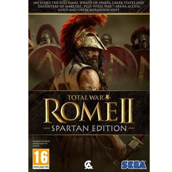 Total War: ROME II - Spartan Edition PC product