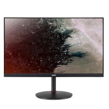 """Монитор Acer Nitro XV272Pbmiiprzx (UM.HX2EE.P07), 27"""" (68.58 cm) IPS панел, 144Hz, Full HD, 1ms, 100000000:1, 400cd/m2, DisplayPort, HDMI image"""