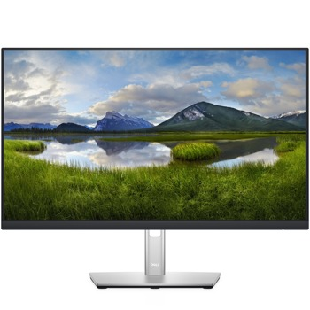 """Монитор Dell P2422H, 23.8"""" (60.45 cm) IPS панел, Full HD, 5ms, 250 cd/m2, DisplayPort, HDMI, VGA image"""
