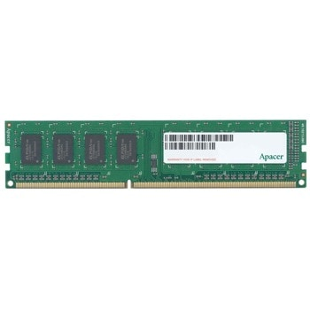 4GB DDR3 1333MHz, Apacer  product
