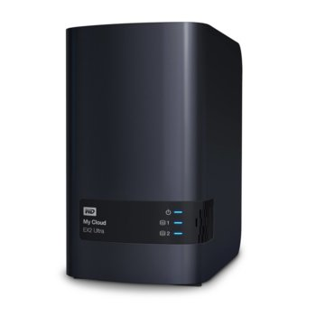 Western Digital My Cloud EX2 Ultra 16TB WDBVBZ0160 product