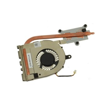 Cpu+heatsink for DELL INSPIRON 15-3558 5458 product