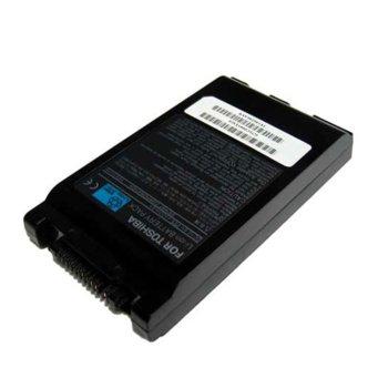 Батерия (оригинална) Toshiba Portege M200, съвместима с M205/M400/M700/Satellite R10/R15/R20/ Tecra M4/M7, 6cell, 10.8V, 4400mAh image